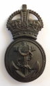 RND Chief Petty Officer cap badge - picture 1