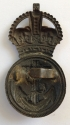 RND Chief Petty Officer cap badge - picture 2