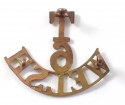 T/6/WELSH brass shoulder title - picture 2
