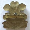 Welch Regiment WW2 plastic badge by Stanley - picture 2