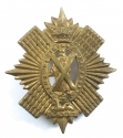 42nd Foot (Black Watch) glengarry badge - picture 1