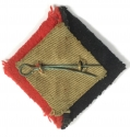 19th Med Bty RA pari badge - picture 2