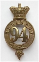 94th Foot glengarry badge circa 1874-81. - picture 1