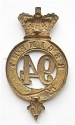 94th Foot glengarry badge circa 1874-81. - picture 2
