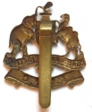 Scottish. Inverness VTC rare WWI  cap badge. - picture 2