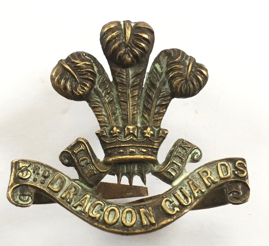 3rd Dragoon Guards OSD FS cap badge