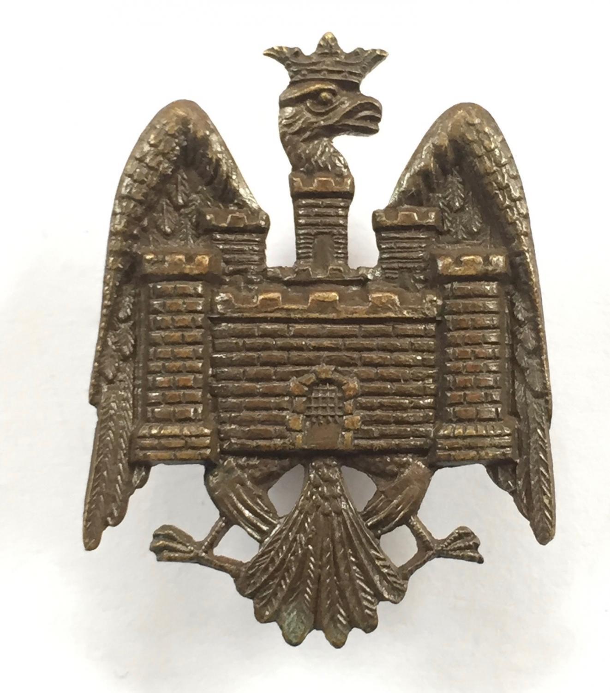 Bedfordshire Yeomanry OSD cap badge