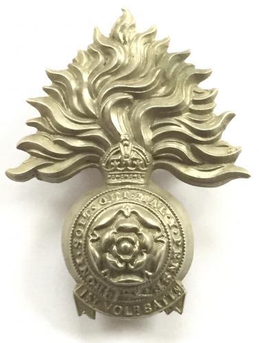 1st VB Royal Fusiliers Edwardian cap badge