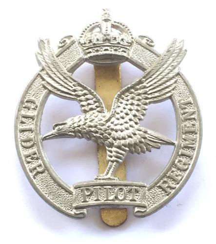 Glider Pilot Regiment beret badge by Firmin