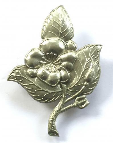 Q.O. Worcestershire Yeomanry NCO arm badge