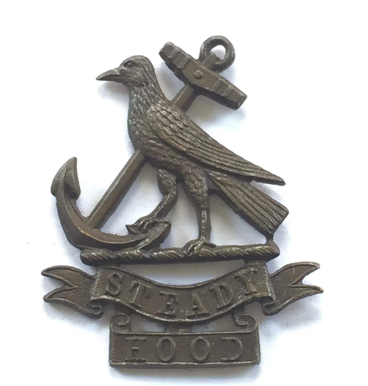RND Hood OSD collar badge by Gaunt
