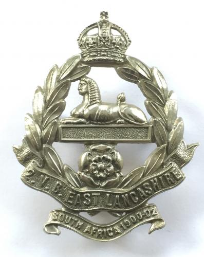 2nd VB East Lancashire Regiment badge