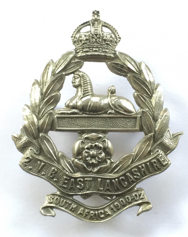 2nd VB East Lancashire Regiment badge