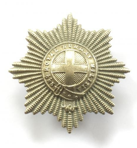 2nd Royal Surrey Militia Victorian OR's glengarry badge