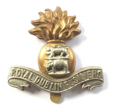 Royal Dublin Fusiliers cap badge