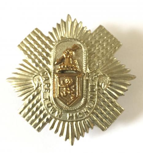 Cape Town Highlanders cap badge