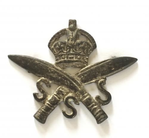 Southern Shan States Battalion cap badge