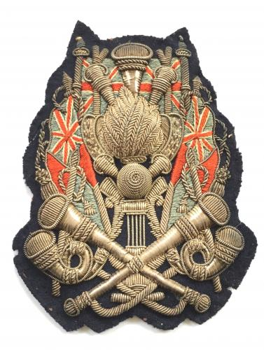 Engineers Vols Trumpet Major sleeve badge