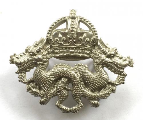 Hong Kong Volunteer Defence Corps badge