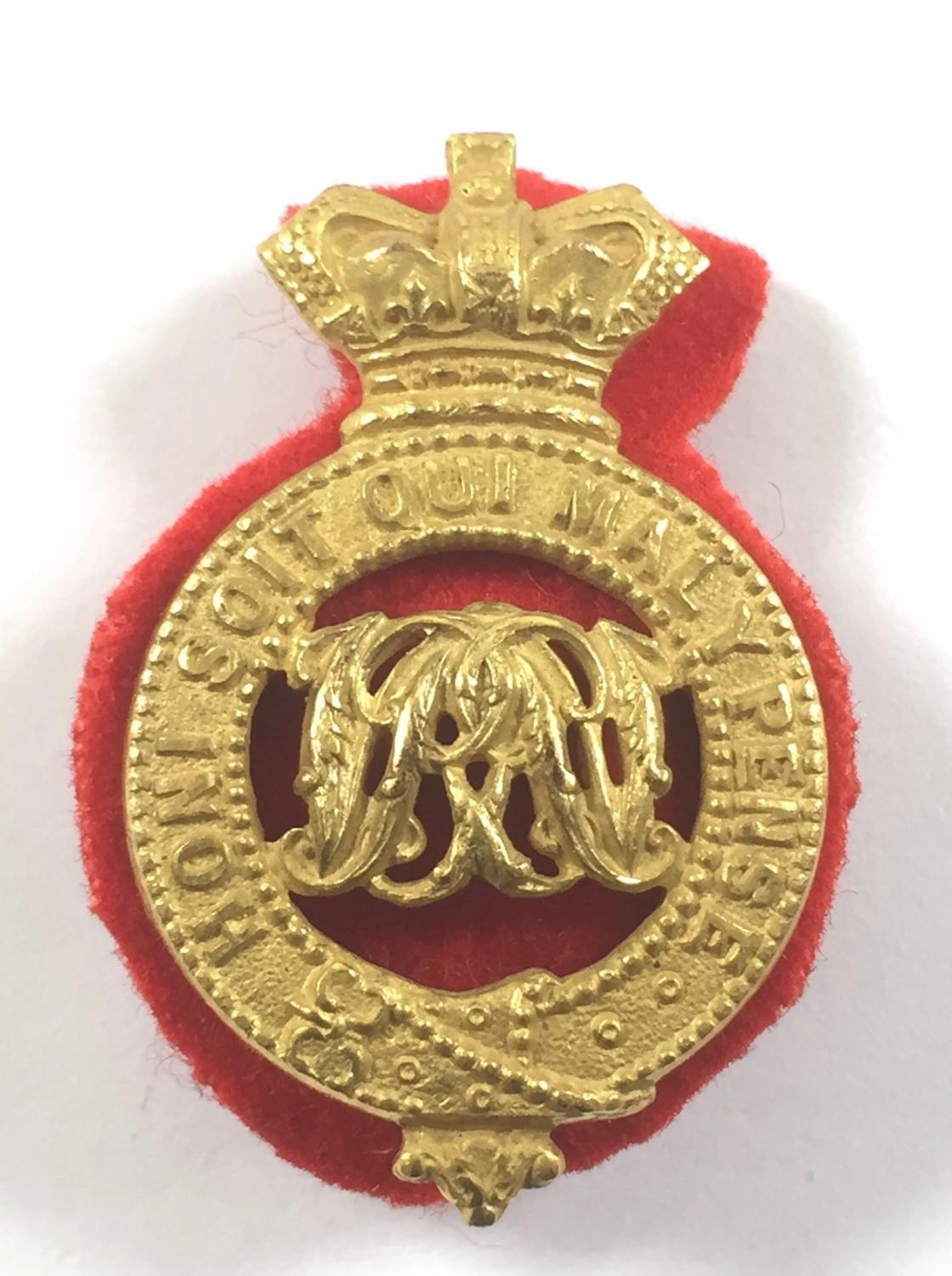 Grenadier Guards Victorian Sergeant's pagri