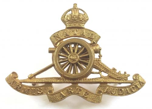 Natal Field Artillery cap badge
