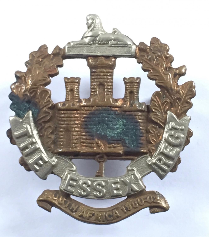 4th, 5th, 6th & 7th Bns. Essex  cap badge.