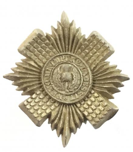 Scots Guards plastic cap badge