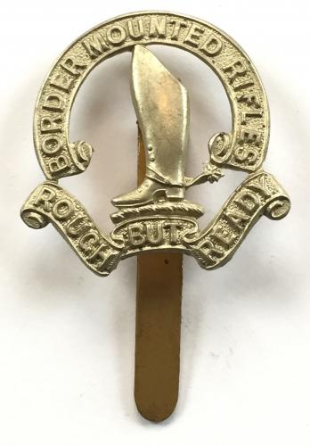 South Africa. Border Mounted Rifles cap badge