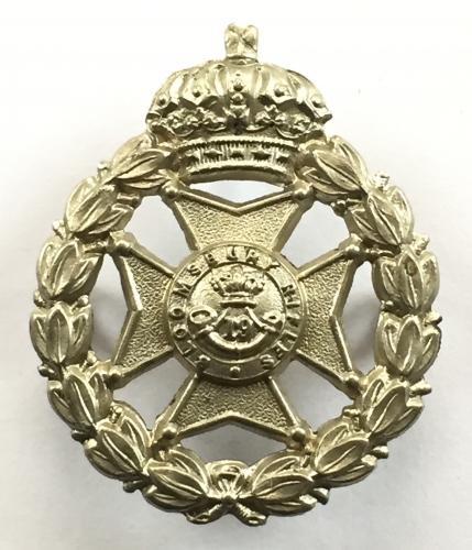 19th Bloomsbury Rifles FS cap badge