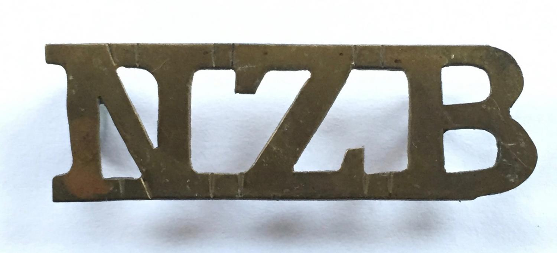 New Zealand Bushmen Boer War title
