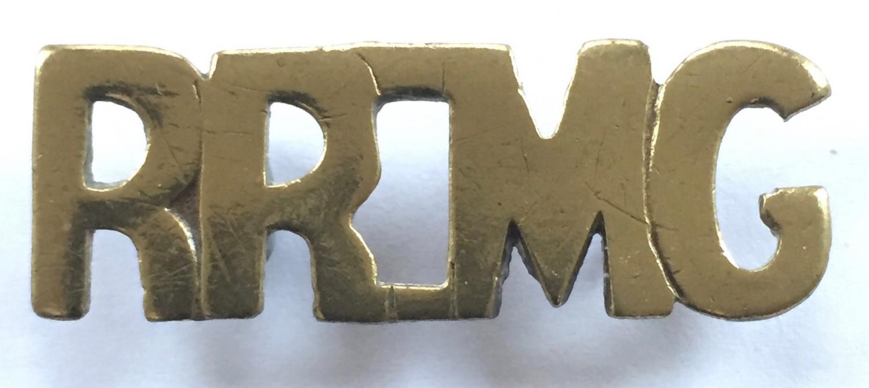 Rand Rifles Mine Guard Boer War title