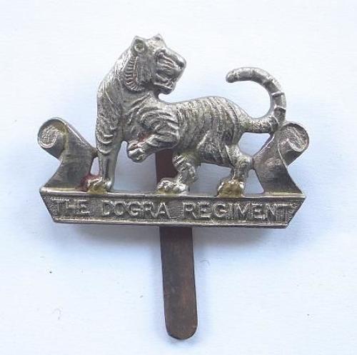 Indian Army Dogra Regiment Cap Badge