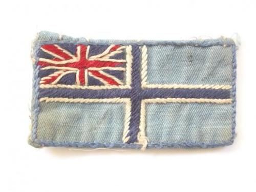 Civil Air Guard scarce WW2 embroidered arm badge.