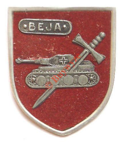 Beja WW2 battle badge.