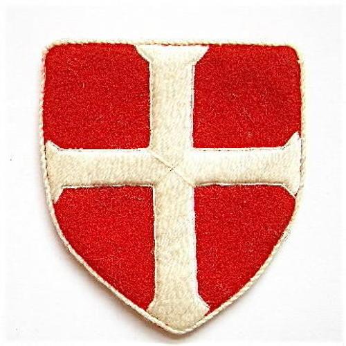 Danish Brigade Group rare formation sign.