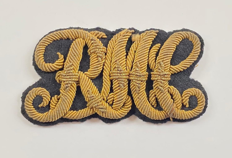 Royal Military College, Sandhurst Staff Victorian forage cap badge