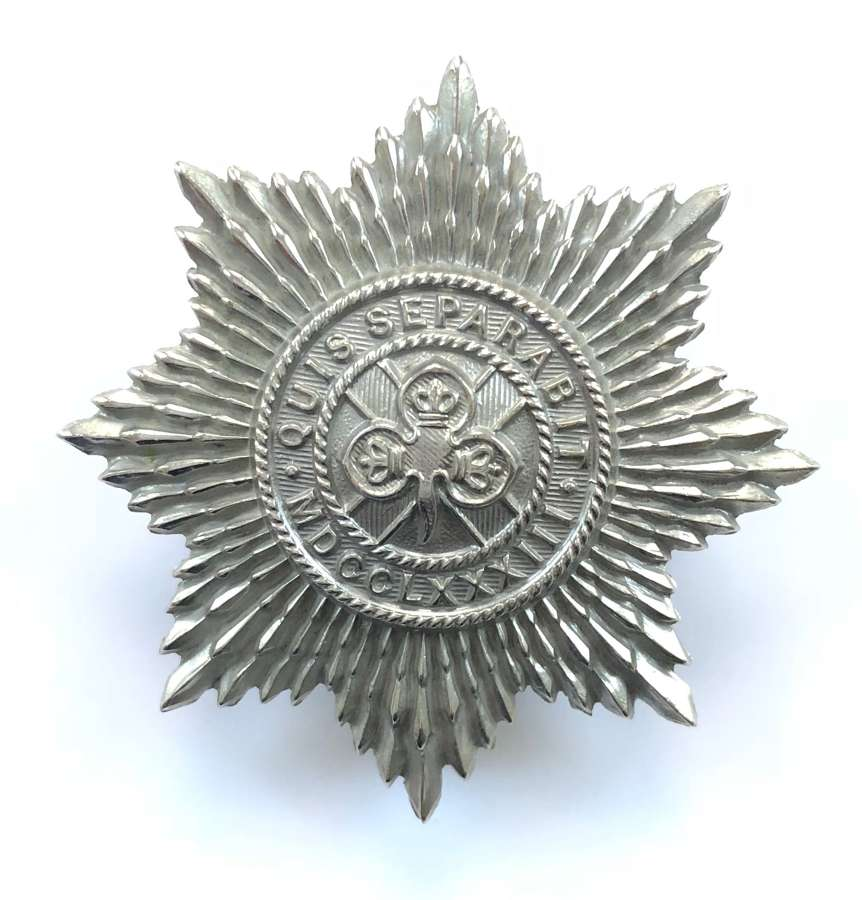 4th (Royal Irish) Dragoon Guards pre 1922 NCO's arm badge