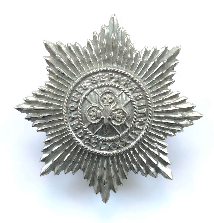 4th (Royal Irish) Dragoon Guards pre 1922 NCO's arm badge