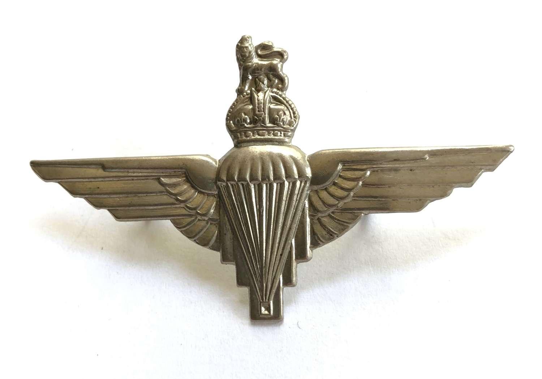 Parachute Regiment WW2 beret badge