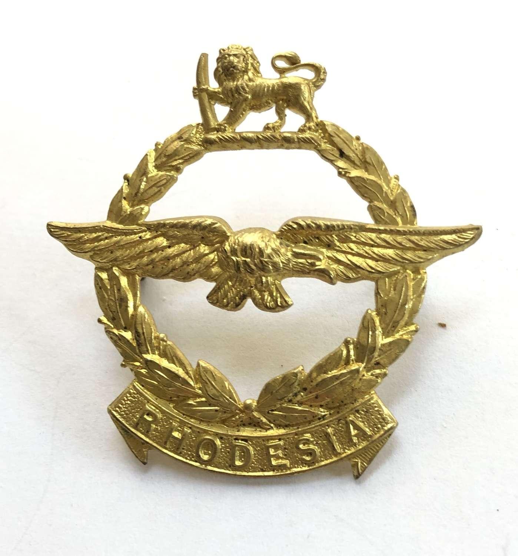 Southern Rhodesia Air Force WW2 cap badge