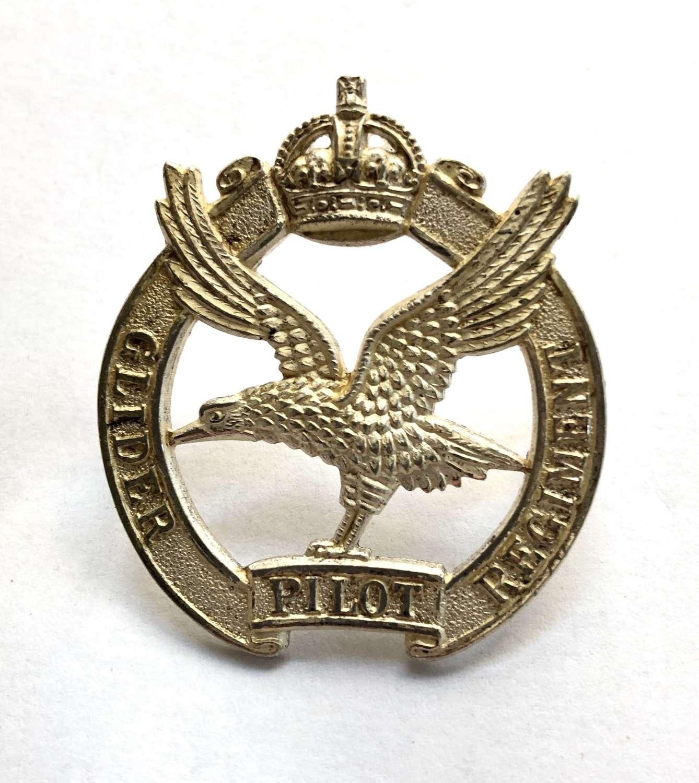 Glider Pilot Regiment WW2 Officer's beret badge by Firmin, London