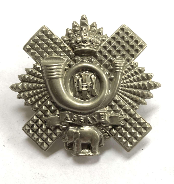 Highland Light Infantry Victorian HLI glengarry badge