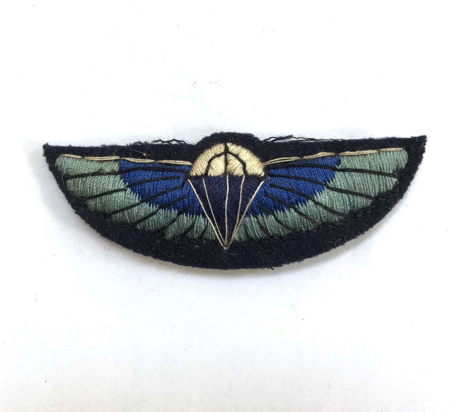 SAS WW2 Special Air Service cloth parachute Operational wing
