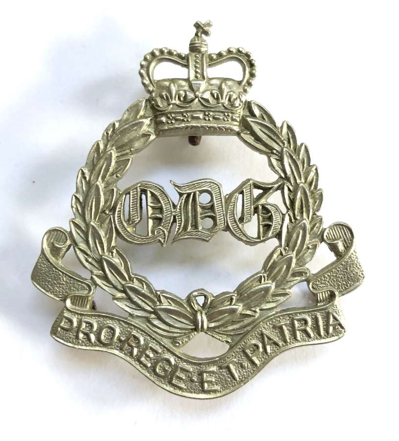 1st Queen's Dragoon Guards NCO's arm badge