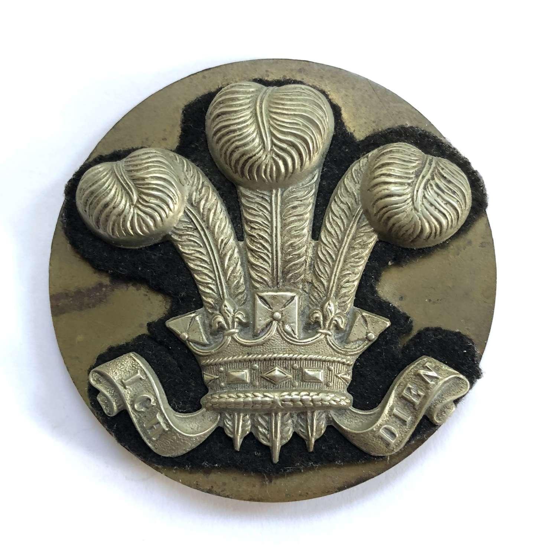 12th Royal Lancers NCO's arm badge