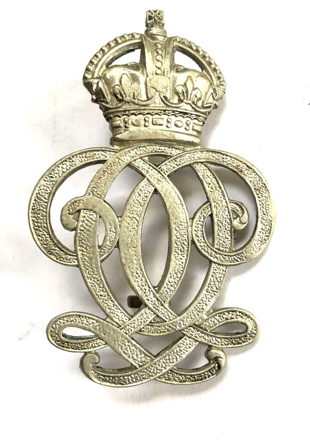 7th Queen's Own Hussars NCO's arm badge