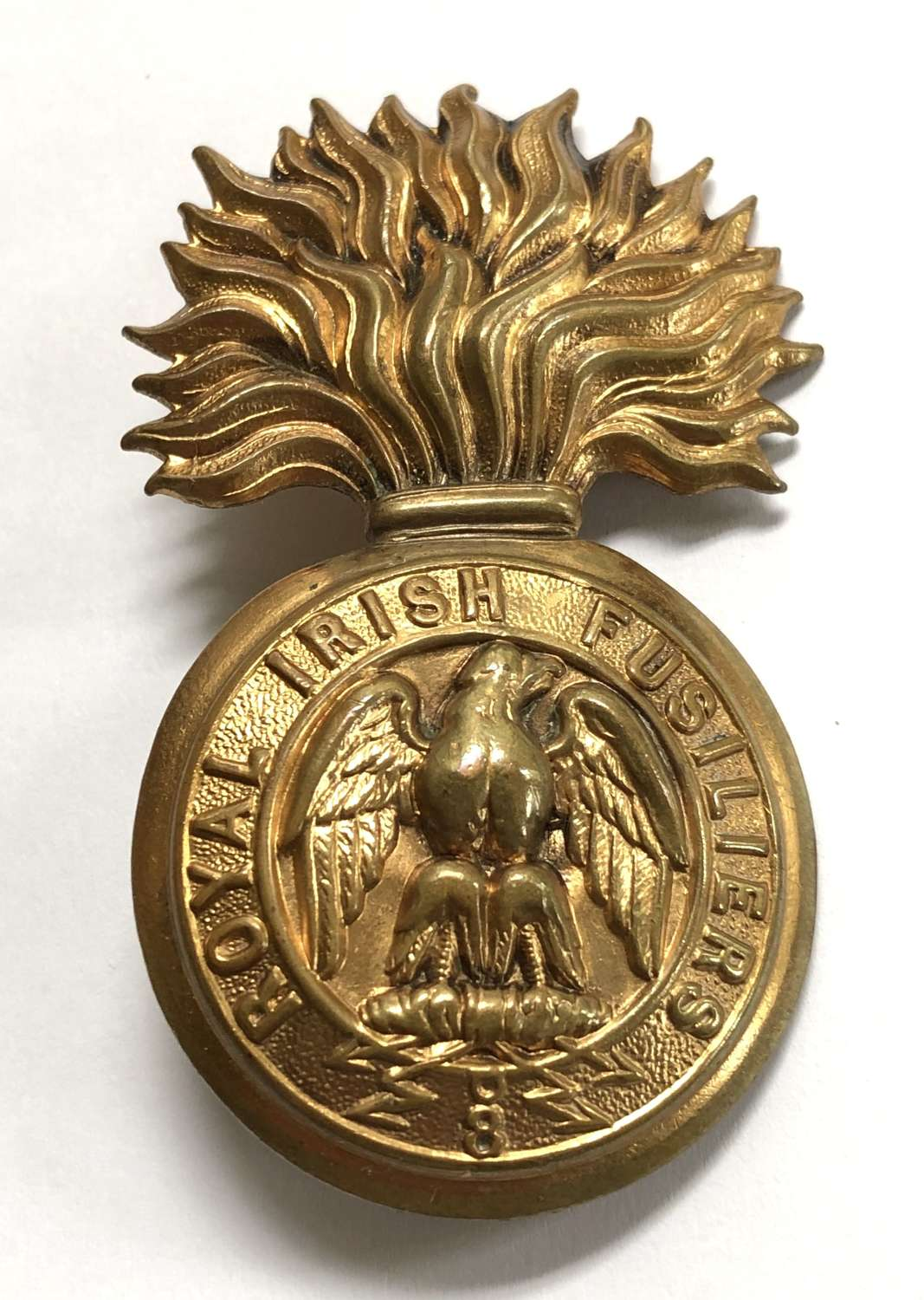 Princess Victoria's (Royal Irish Fusiliers) Victorian OR's glengar