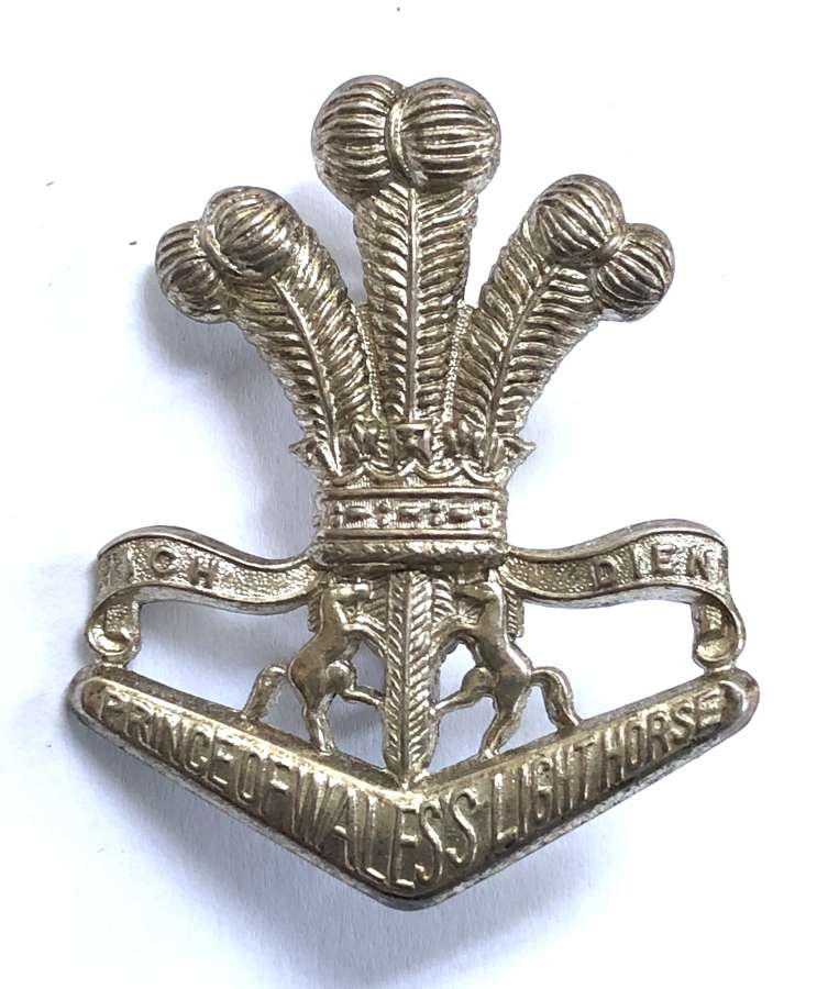 Australia. Prince of Wales's Light Horse slouch hat badge