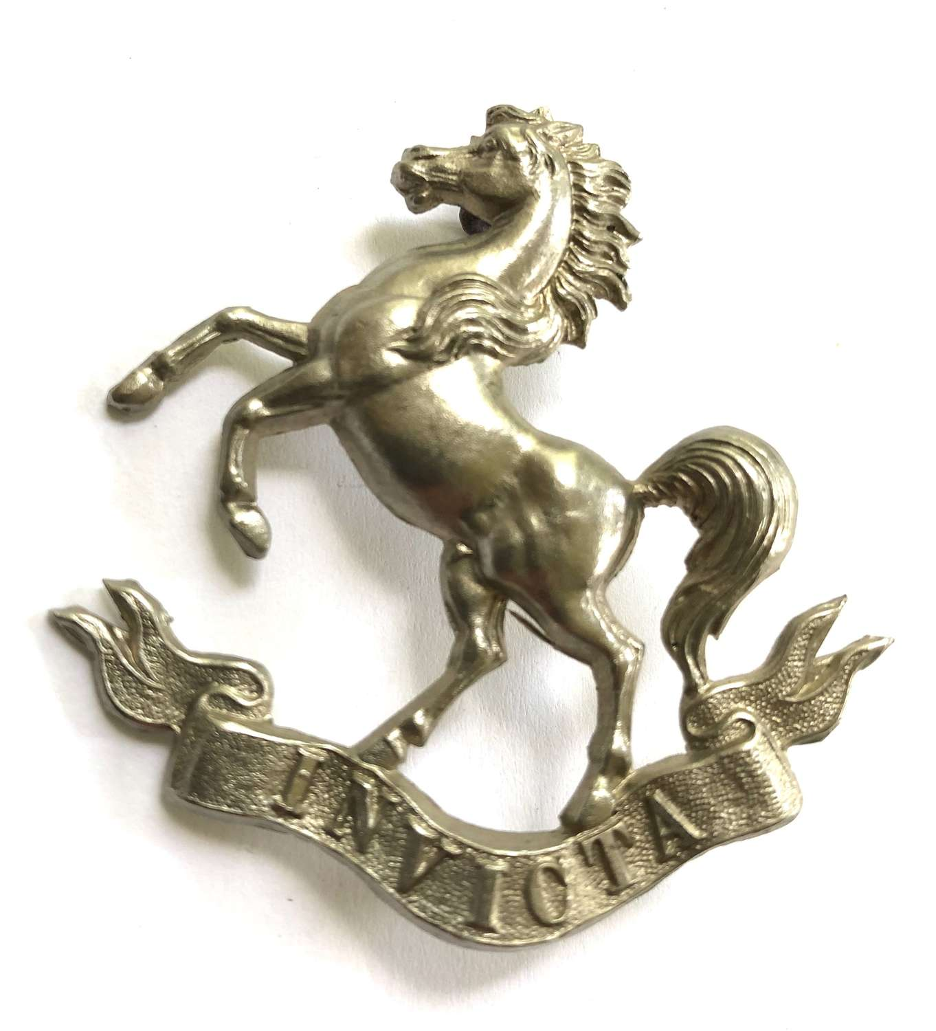 Queen's Own West Kent Yeomanry NCO's arm badge