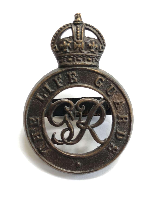 The Life Guards OSD cap badge by Firmin, London circa 1937-52